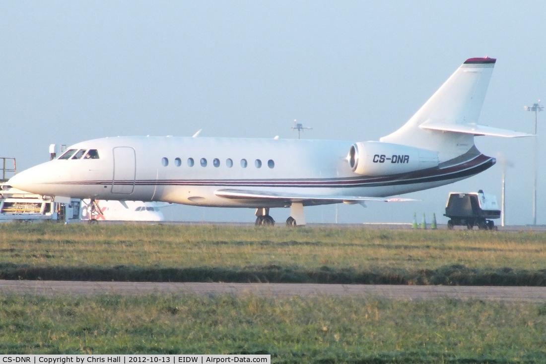 CS-DNR, 2000 Dassault Falcon 2000 C/N 120, NetJets Transportes Aereos