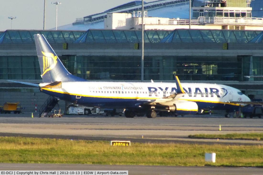 EI-DCJ, 2004 Boeing 737-8AS C/N 33564, Ryanair