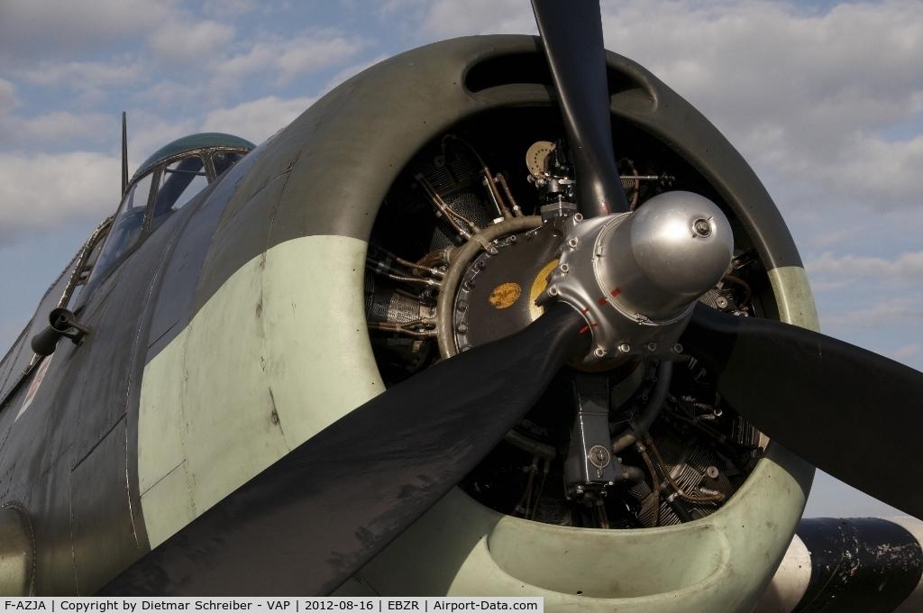 F-AZJA, Grumman TBM-3E Avenger C/N 2688, Avenger
