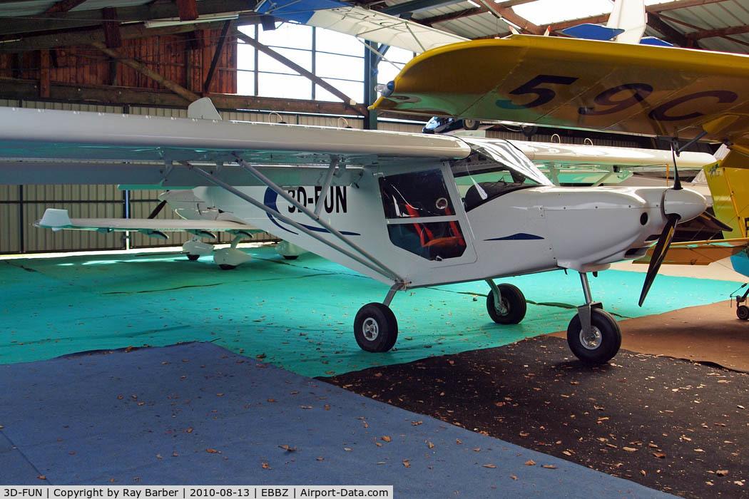 3D-FUN, 2009 ICP MXP-740 Savannah C/N 09-06-51-829, I.C.P. MXP-740 Savannah [09-06-51-829] Buzet~OO 13/08/2010