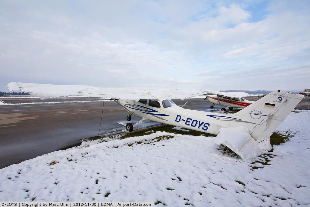 D-EOYS, 1978 Cessna 172N Skyhawk C/N 17269857, C172n skyhawk
