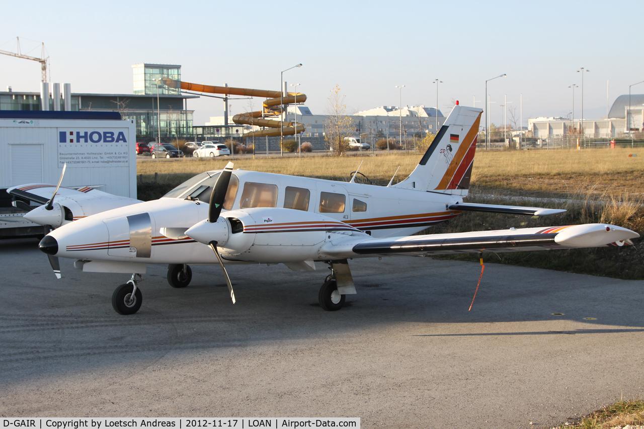 D-GAIR, Piper PA-34-200T Seneca II C/N 34-807003, Piper Seneca