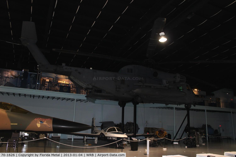 70-1626, 1970 Sikorsky MH-53J Pave Low III C/N 65-336, MH-53J