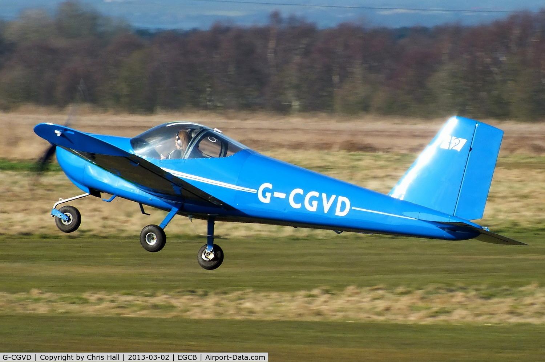 G-CGVD, 2011 Vans RV-12 C/N LAA 363-15005, RV12 flying group