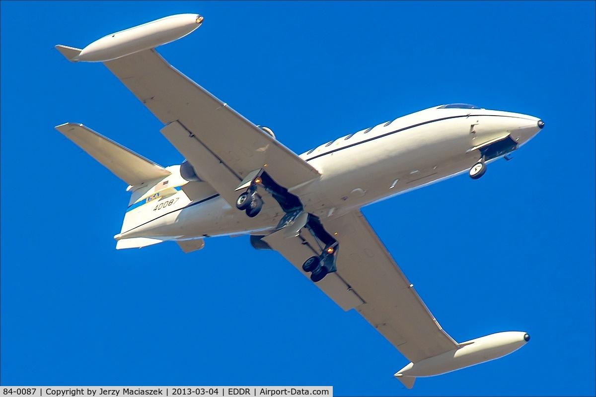 84-0087, 1984 Gates Learjet C-21A C/N 35A-533, Learjet C-21A