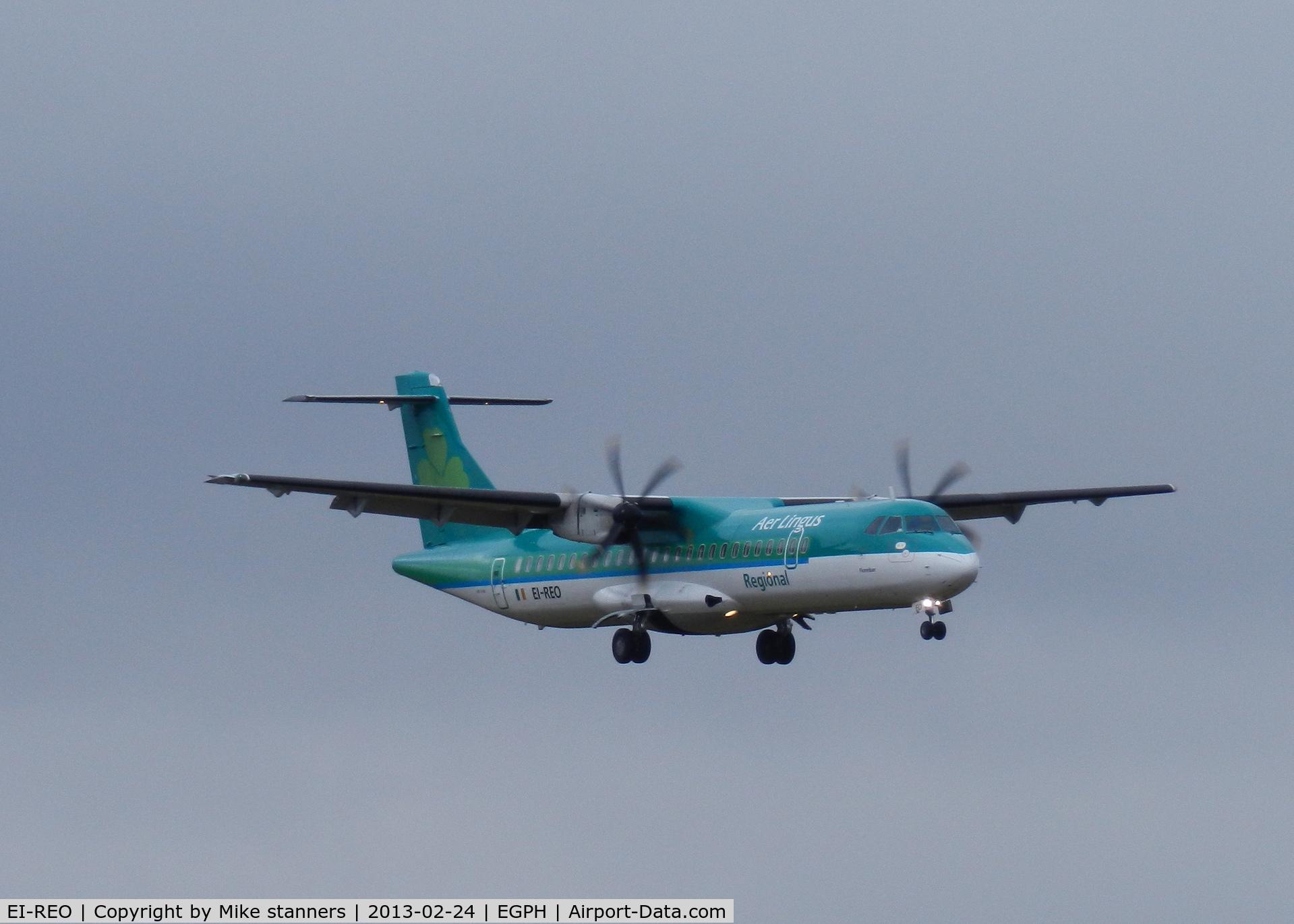 EI-REO, 2008 ATR 72-212A C/N 787,