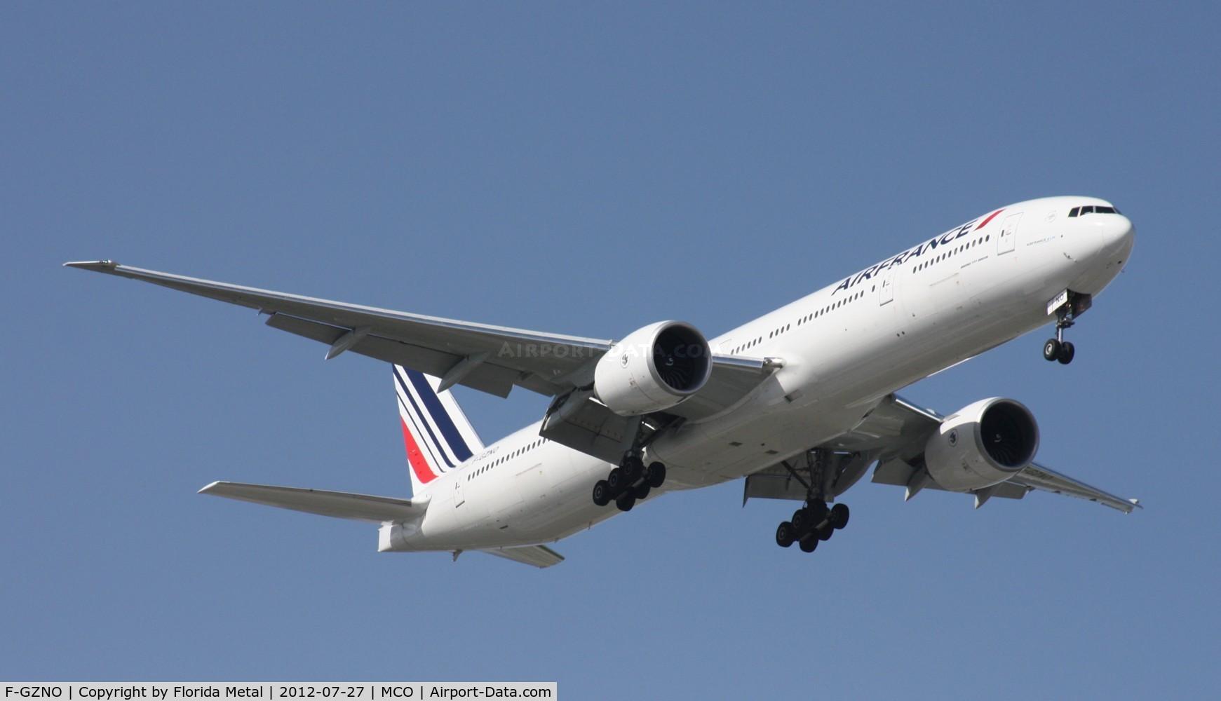 F-GZNO, 2012 Boeing 777-328/ER C/N 38665, Air France 777-300