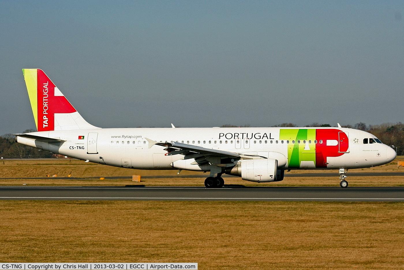 CS-TNG, 1998 Airbus A320-214 C/N 945, TAP - Air Portugal