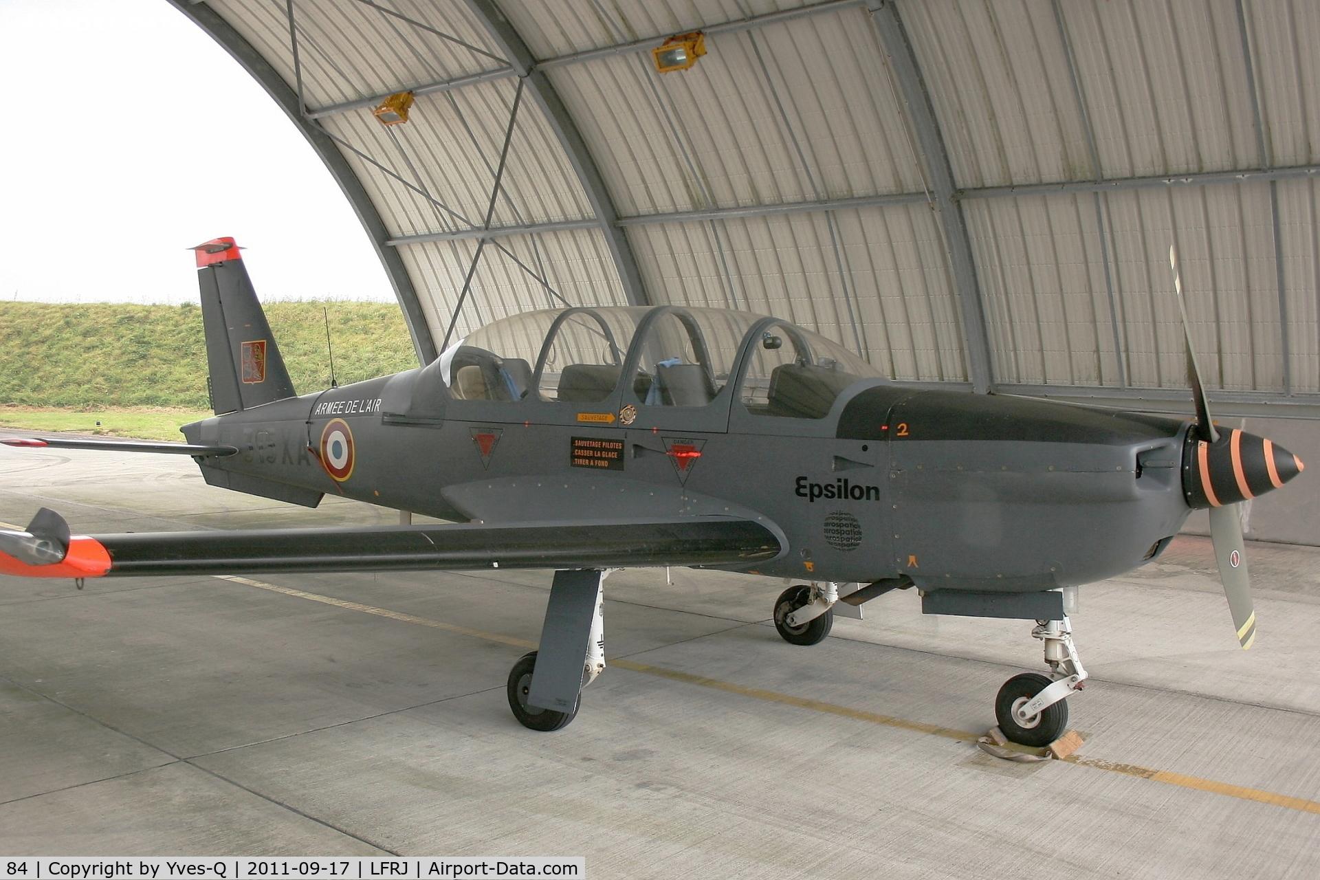 84, Socata TB-30 Epsilon C/N 84, Socata TB-30 Epsilon (315-XA), Landivisiau Naval Air Base (LFRJ)