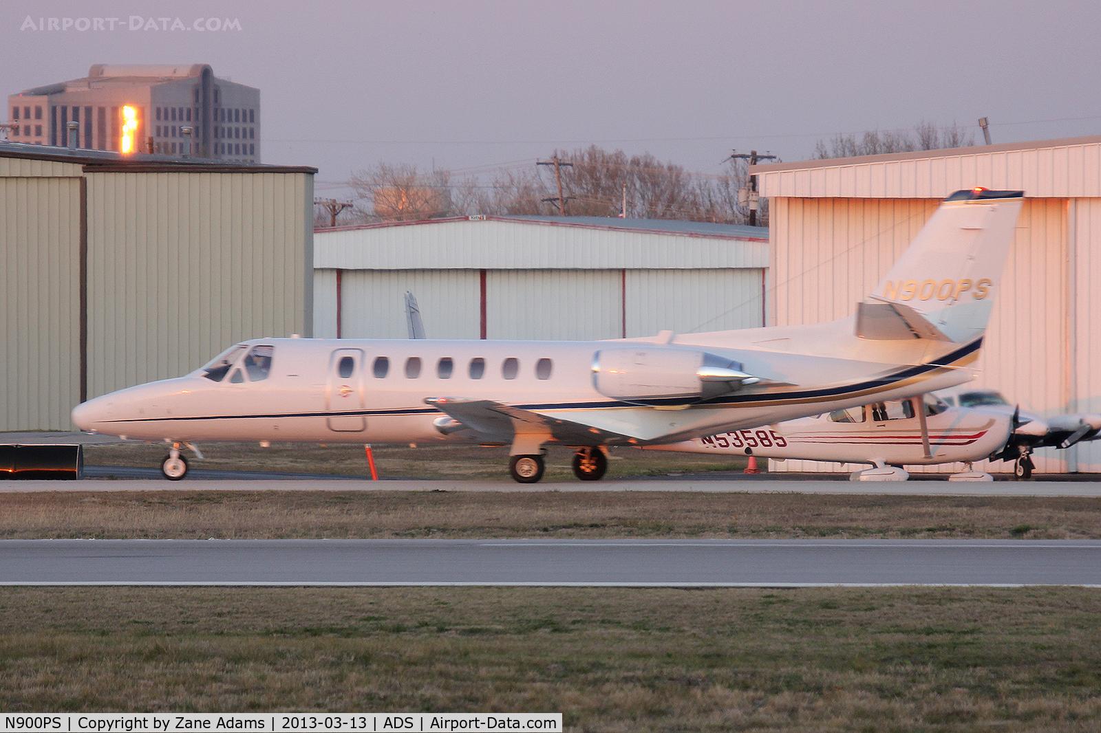 N900PS, 1991 Cessna 560 Citation V C/N 560-0118, At Addison Airport