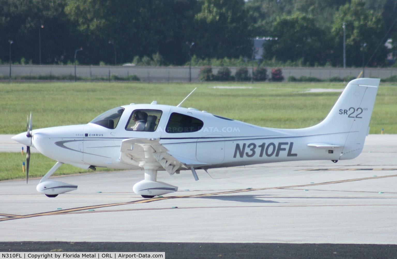 N310FL, Cirrus SR22 C/N 3534, Cirrus SR22