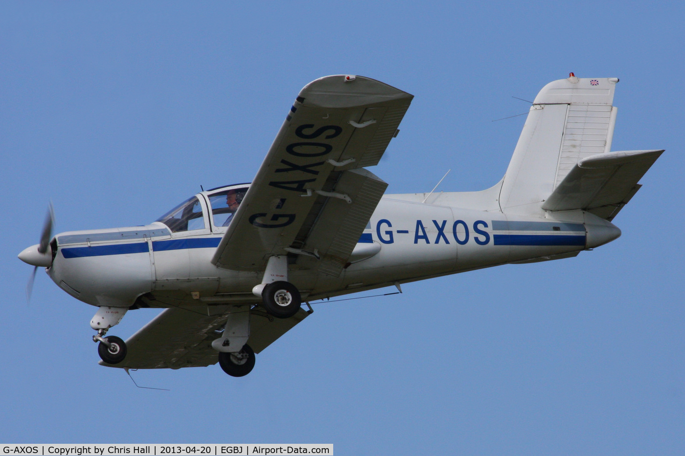 G-AXOS, 1970 Socata MS-894A Rallye Minerva C/N 11079, privately owned