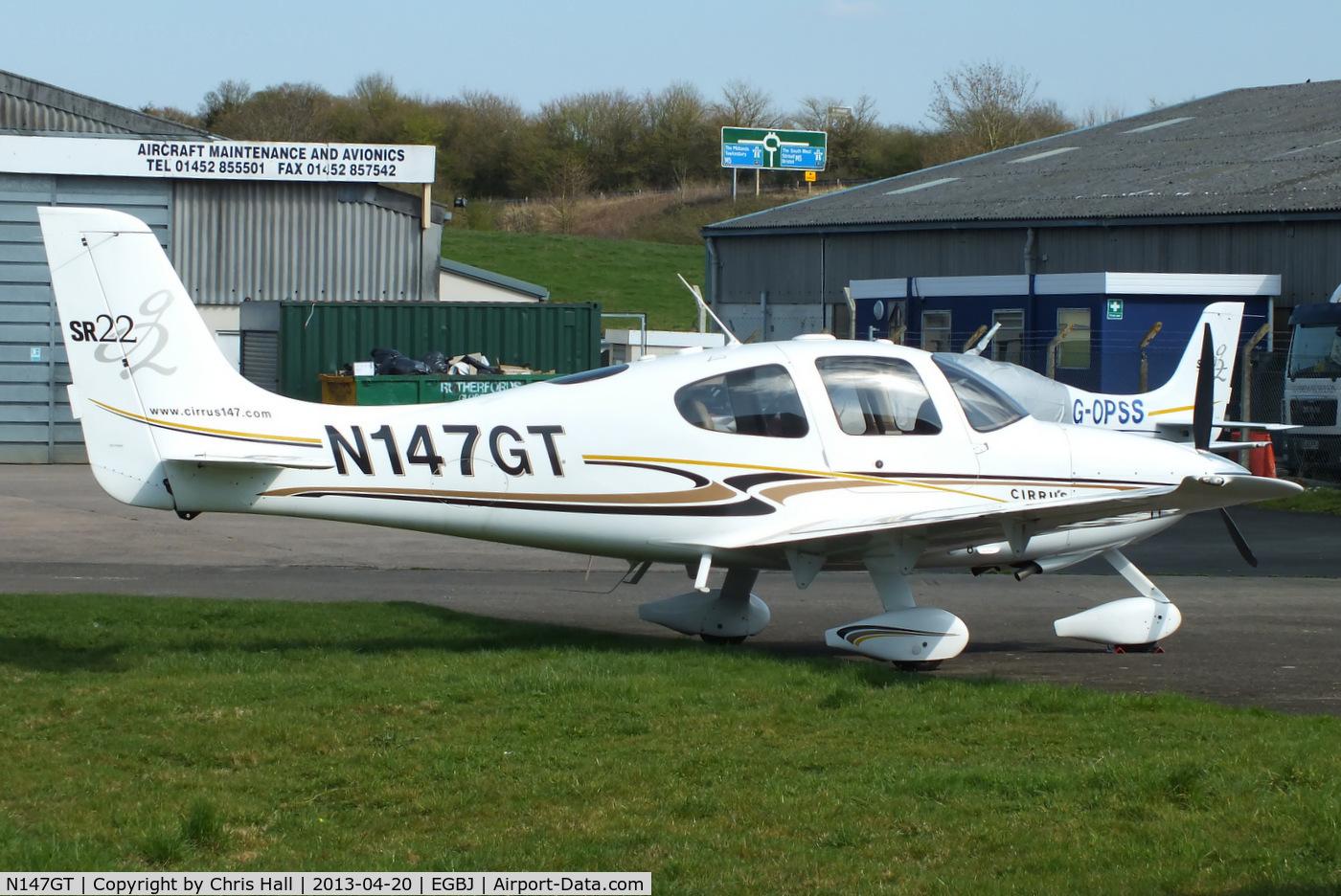 N147GT, 2004 Cirrus SR22 G2 C/N 1069, Cirrus147 flying group
