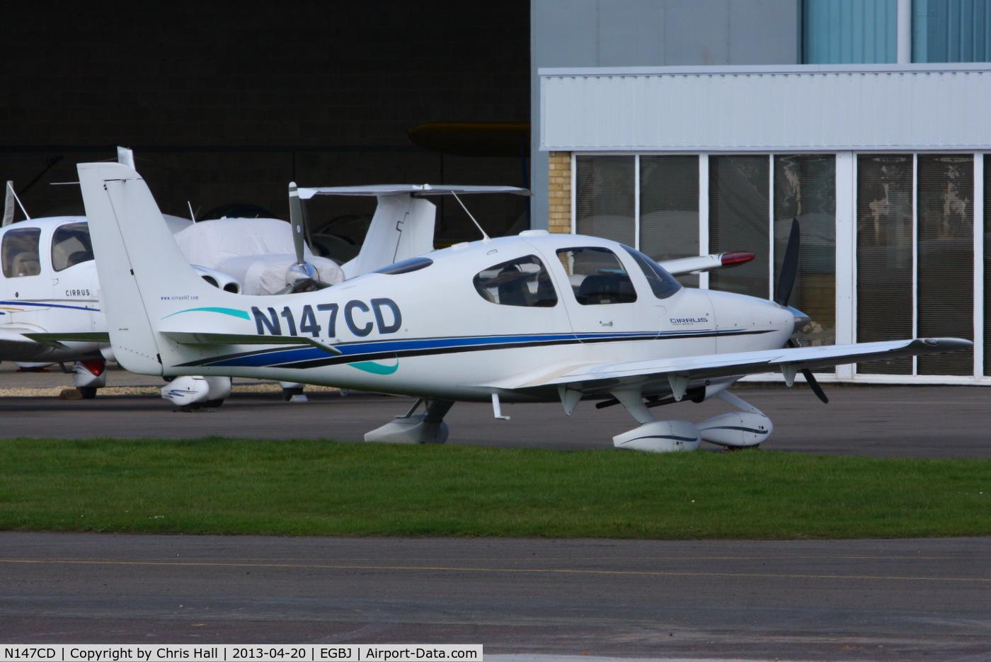 N147CD, 2000 Cirrus SR20 C/N 1043, Cirrus147 flying group