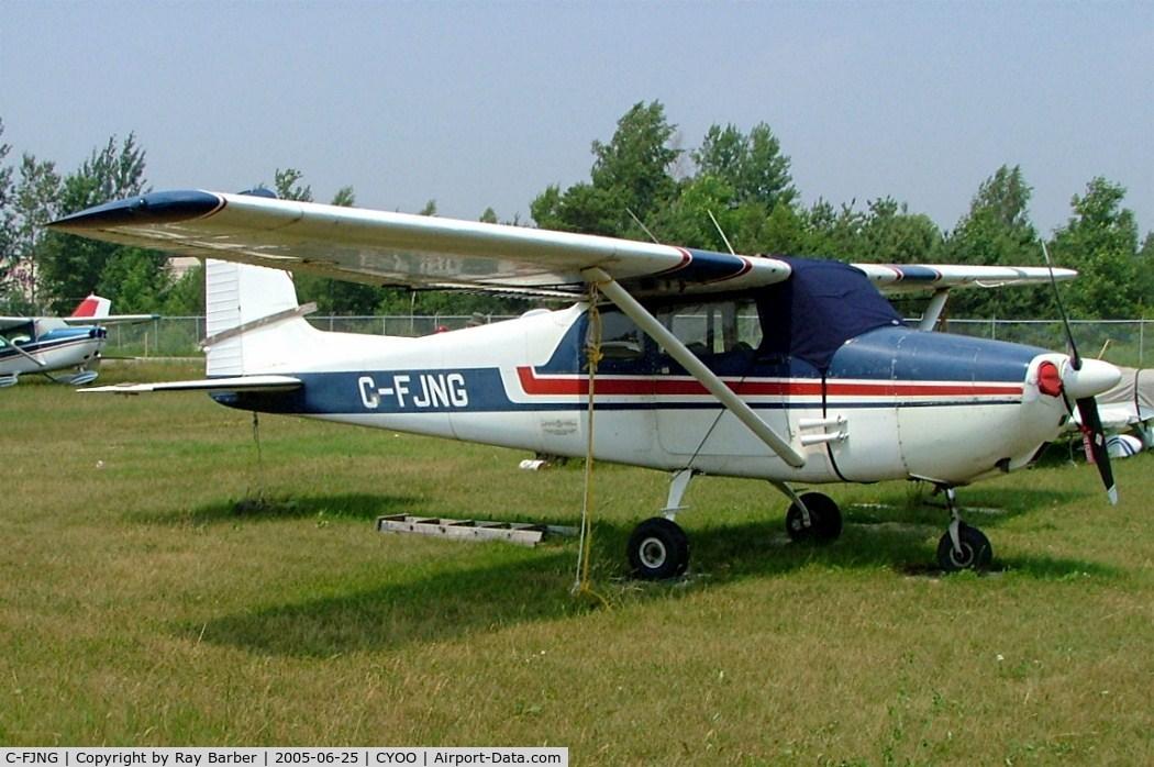 C-FJNG, 1956 Cessna 172X Skyhawk C/N 29856X, Cessna 172  [29856] Oshawa~C 25/06/2005