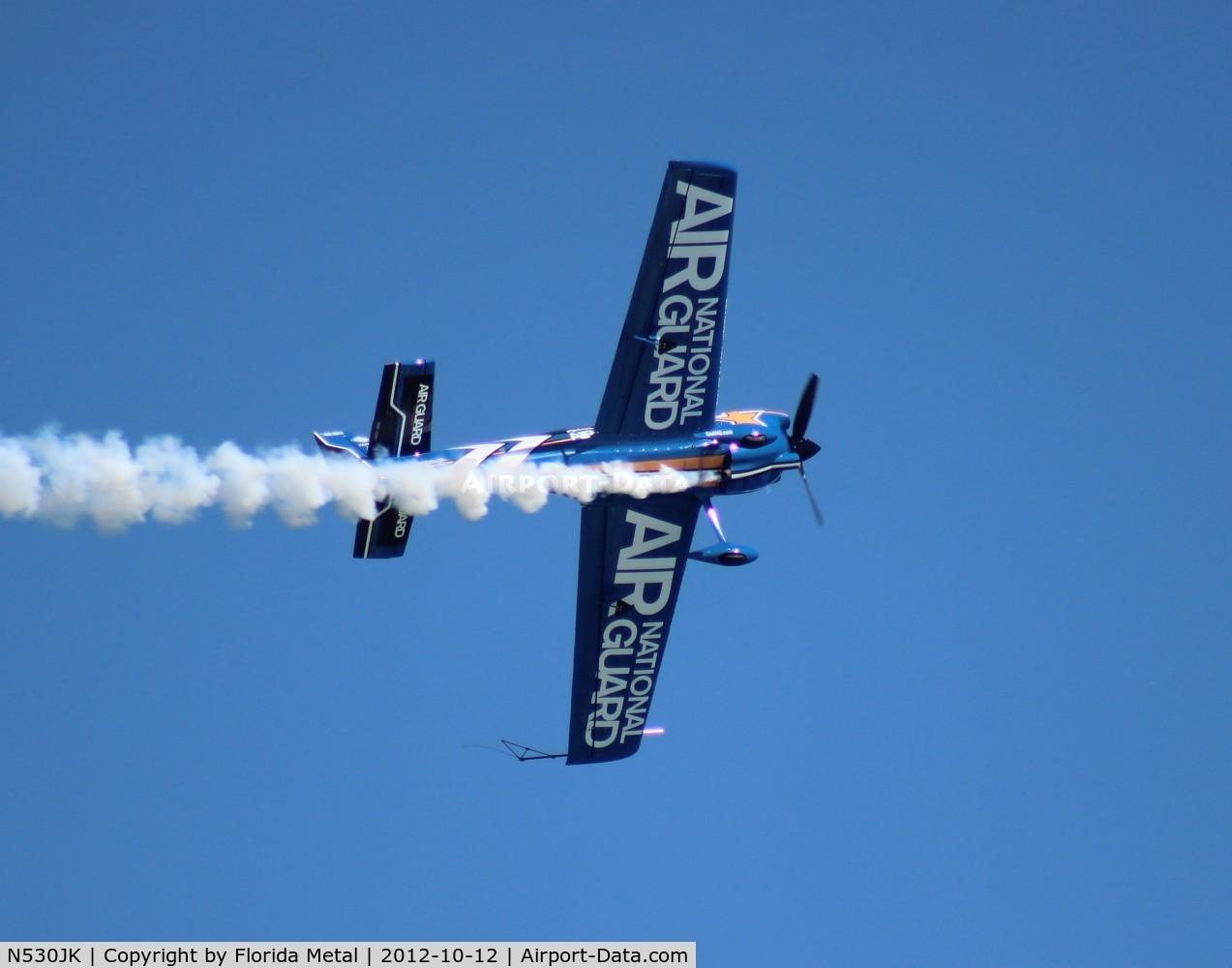 N530JK, 2008 MX Aircraft MXS C/N 3, MXR MXS over Daytona Beach