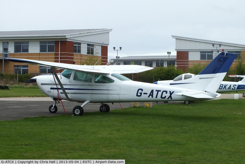 G-ATCX, 1964 Cessna 182H Skylane C/N 182-55848, Aeramics Ltd