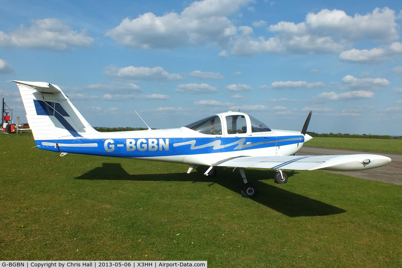 G-BGBN, 1978 Piper PA-38-112 Tomahawk Tomahawk C/N 38-78A0511, Hinton Pilot Flight Training