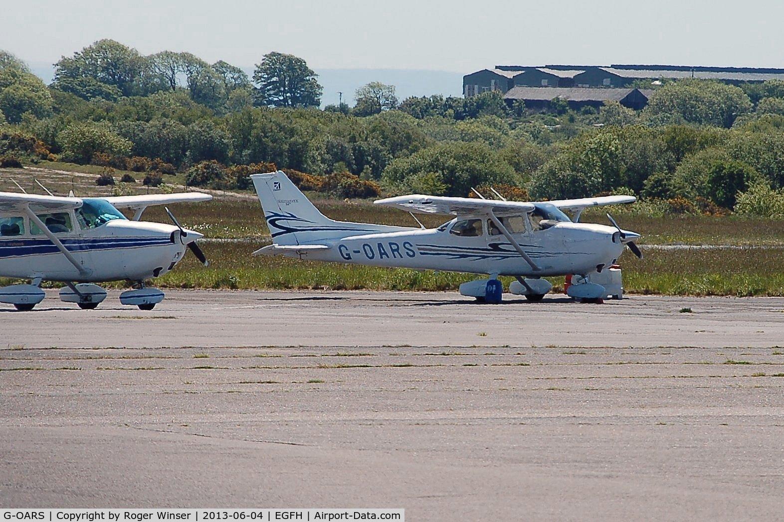G-OARS, 2010 Cessna 172S Skyhawk C/N 172S11048, Visiting Cessna Skyhawk SP.