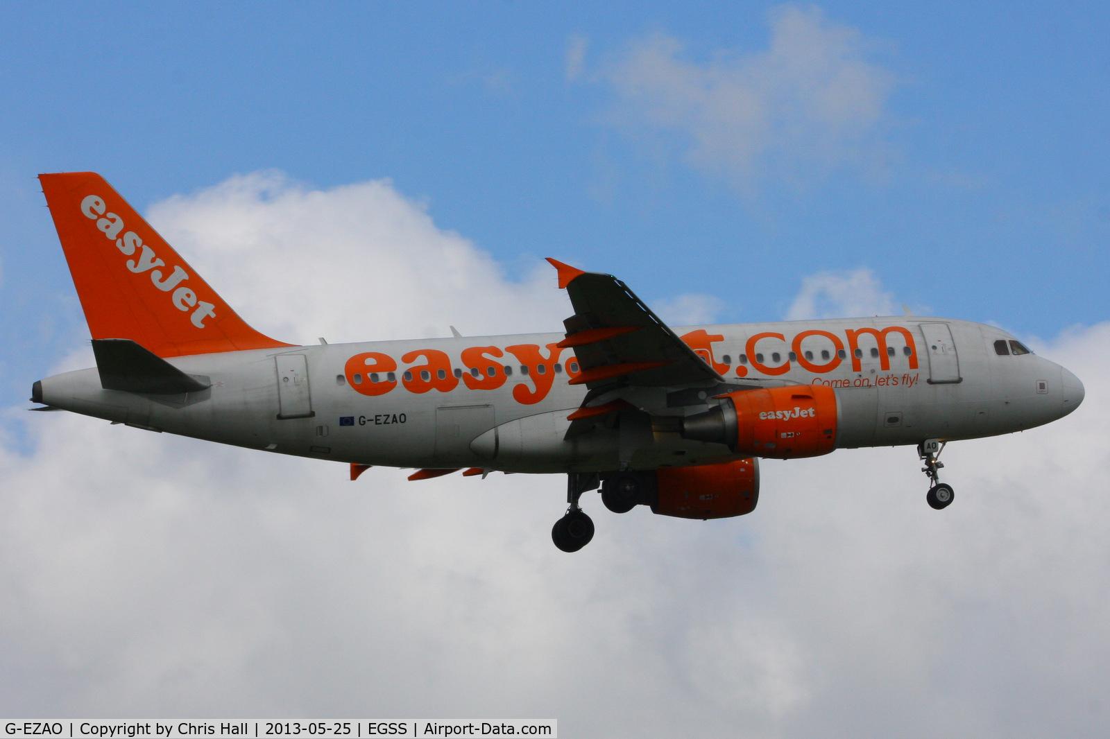 G-EZAO, 2006 Airbus A319-111 C/N 2769, easyJet
