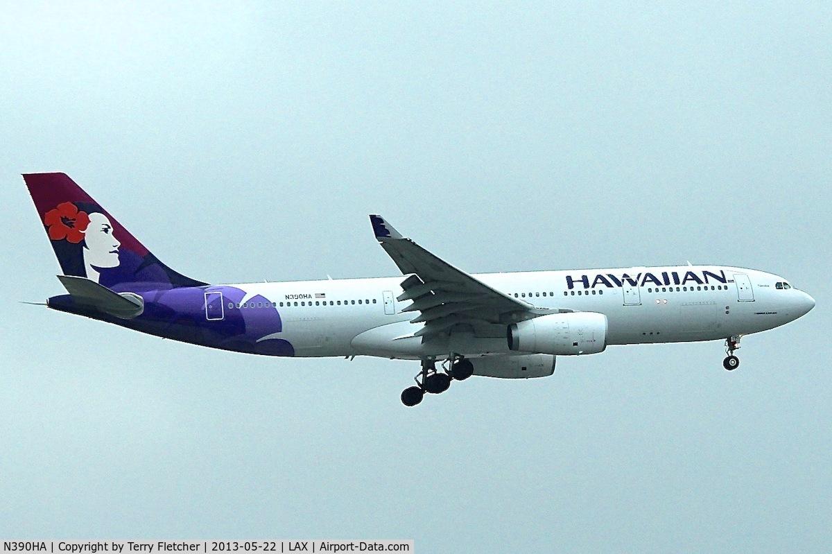 Plane spotting holiday inn express Lax