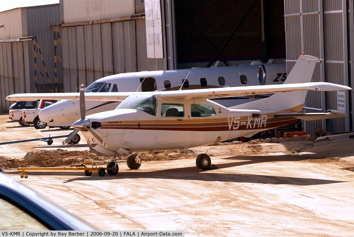 V5-KMR, Cessna 210L Centurion C/N 21061149, Cessna 210L Centurion [210-61149] Lanseria~ZS 20/09/2006