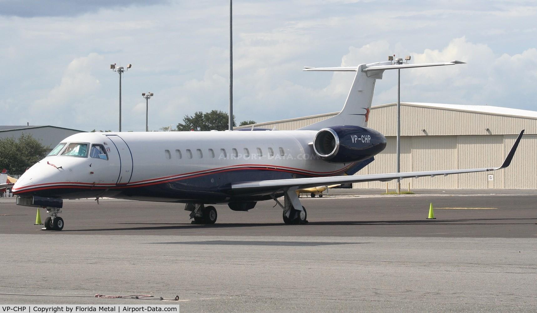 VP-CHP, 2004 Embraer EMB-135BJ Legacy C/N 14500802, Embraer Legacy 600