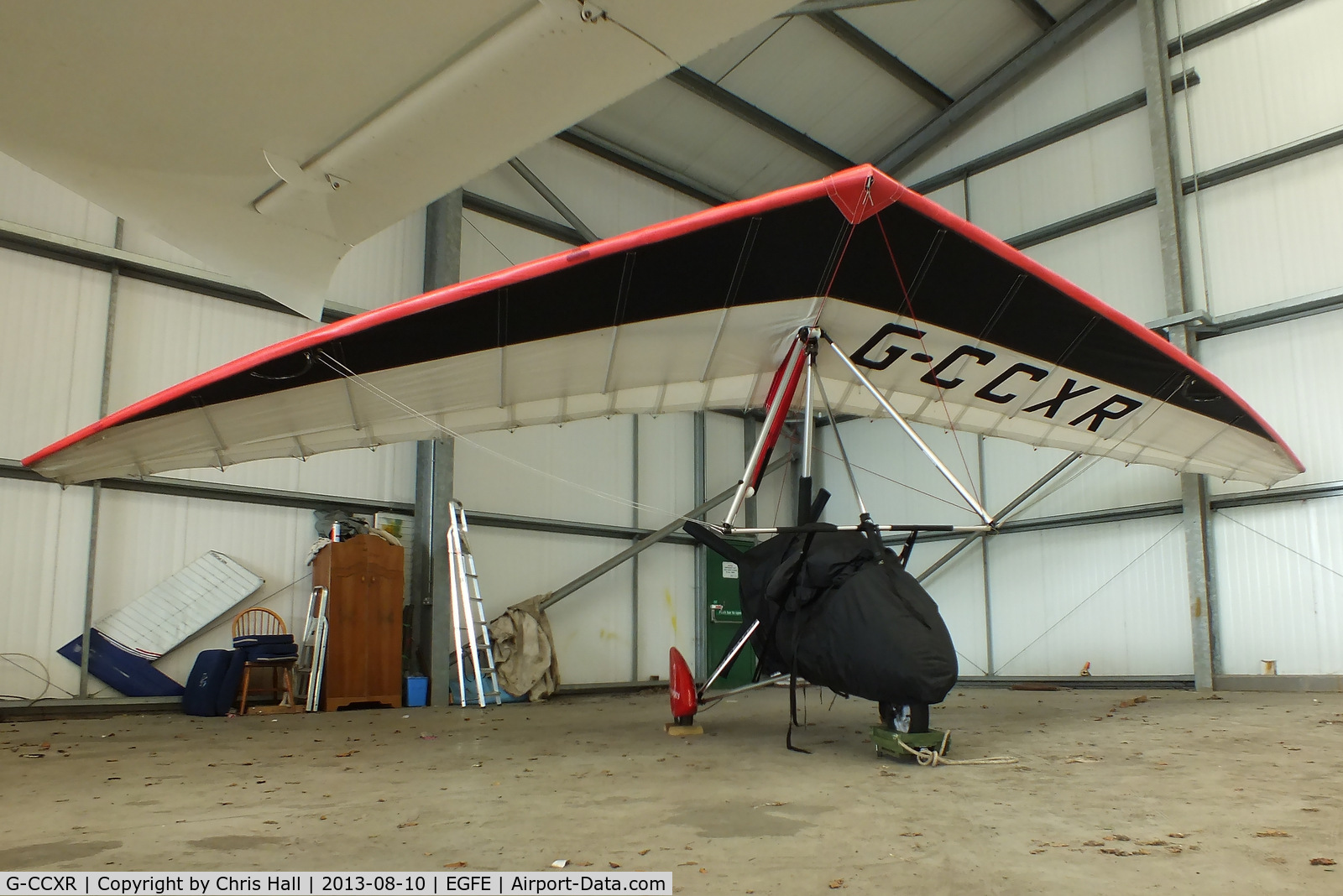G-CCXR, 2004 Mainair Blade C/N 1367-0604-7-W1162, privately owned