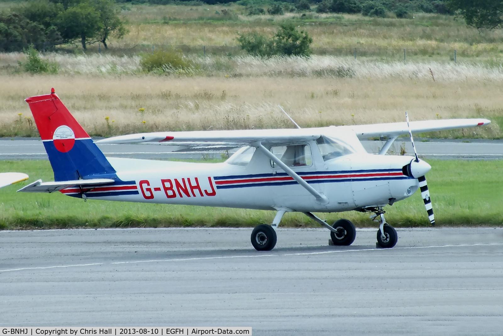 G-BNHJ, 1978 Cessna 152 C/N 152-81249, Bickertons Aerodromes Ltd