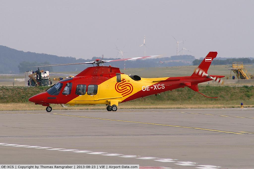 OE-XCS, Agusta A-109 C/N 22253, Schenk Air Agusta A109
