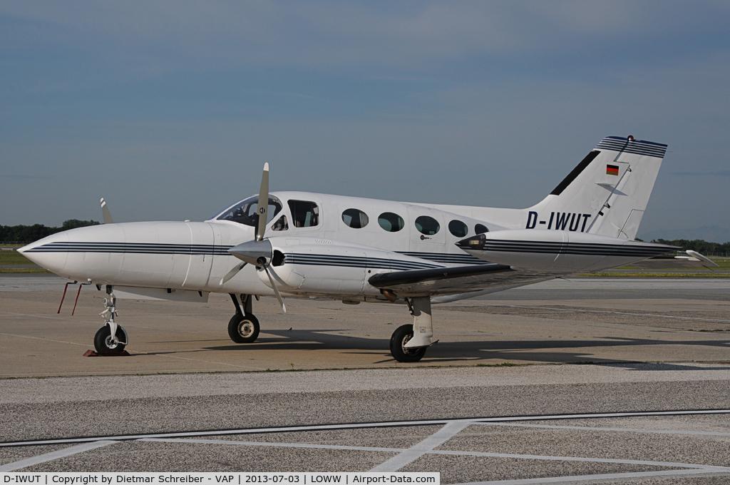 D-IWUT, 1974 Cessna 421B Golden Eagle C/N 421B-0832, Cessna 421