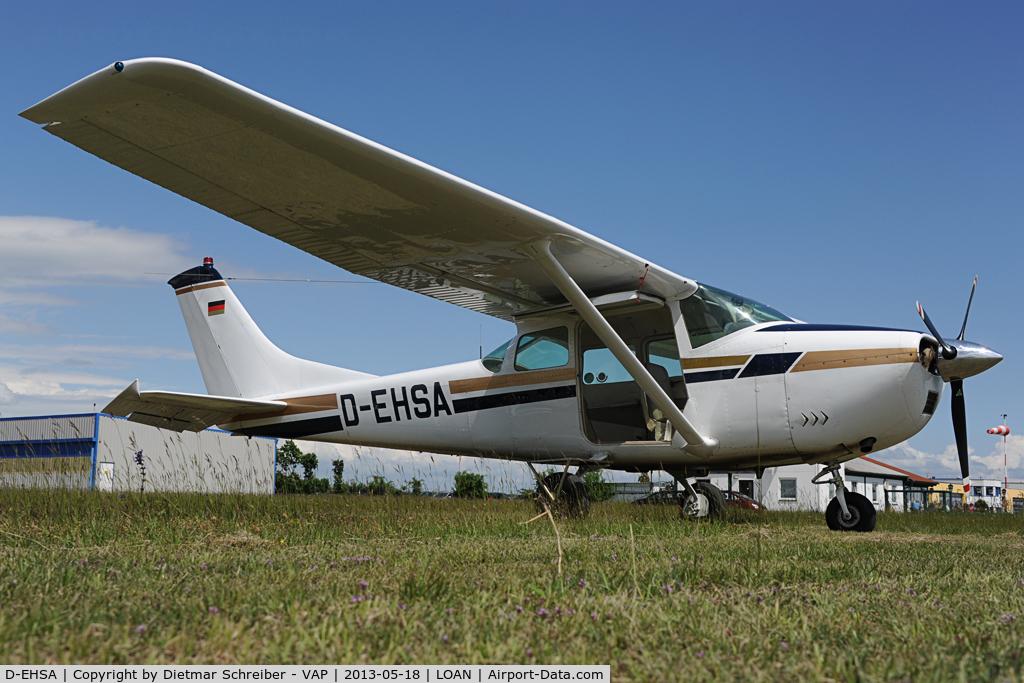 D-EHSA, Cessna 182F Skylane C/N 18254655, Cessna 182