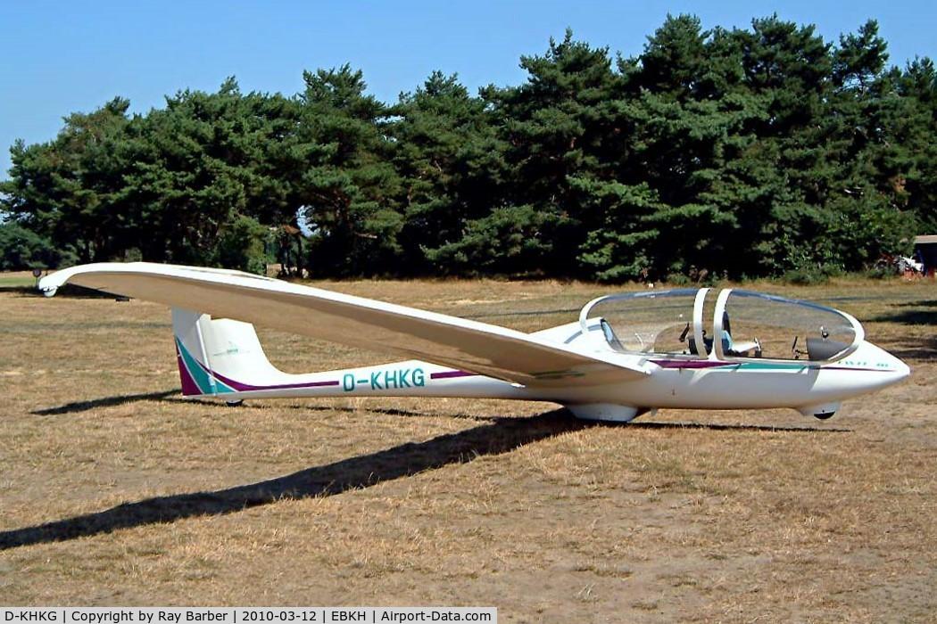 D-KHKG, Grob G-103C Twin III SL C/N 35036, Grob G.103C Twin IIISL [35036] Kieheuvel~OO 16/08/2002