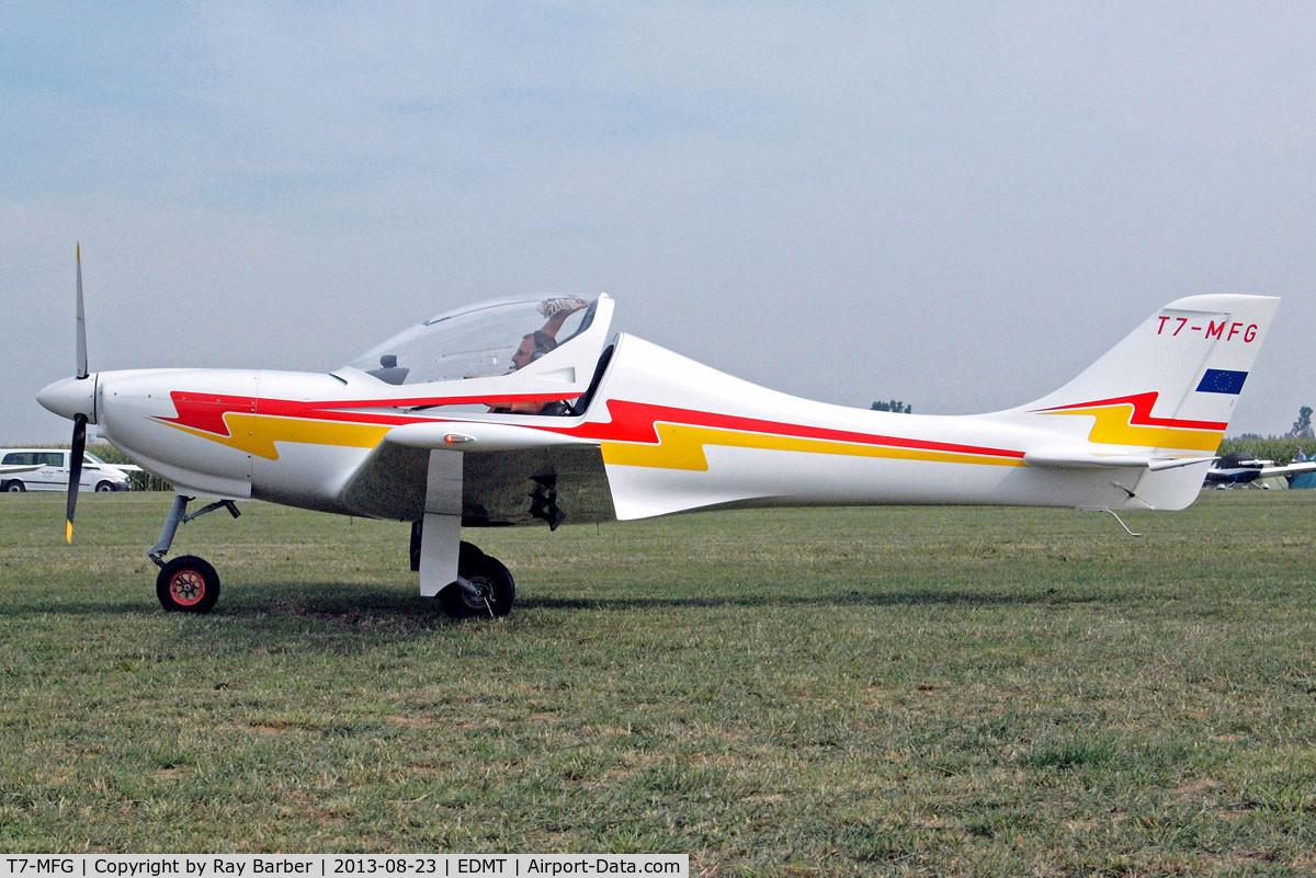 T7-MFG, 2011 Aerospool WT-9 Dynamic C/N DY405/2011, Aerospool WT-9 Dynamic [DY405/2011] Tannheim~D 23/08/2013