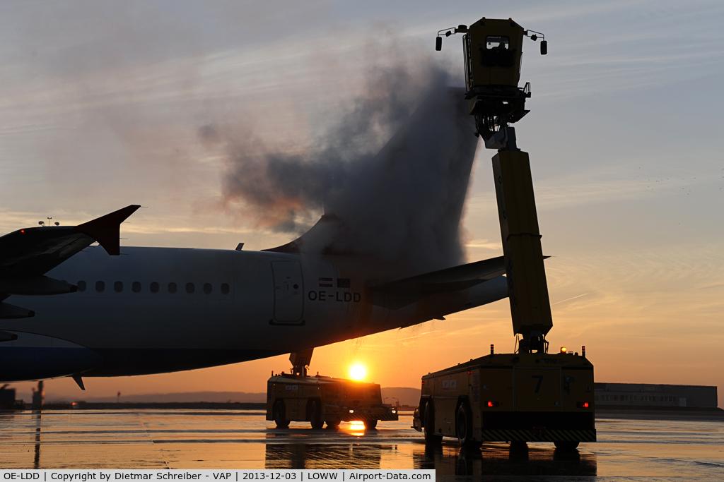 OE-LDD, 2005 Airbus A319-112 C/N 2416, Austrian Airlines Airbus 319