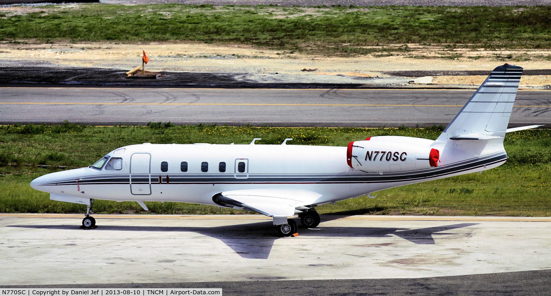 N770SC, 1991 Israel Aircraft Industries IAI-1125 Westwind Astra C/N 054, N770SC