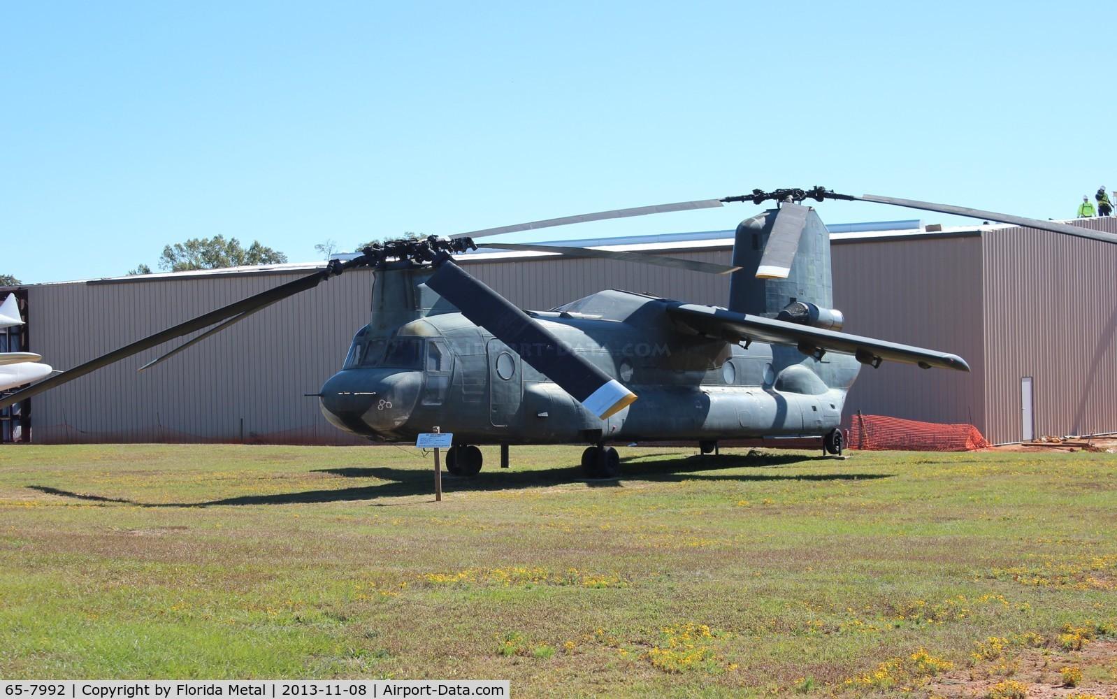 65-7992, Boeing Vertol CH-47A Chinook C/N B.164, CH-47A Chinook