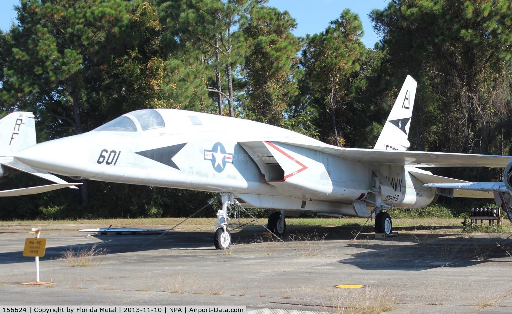 156624, 1969 North American RA-5C Vigilante C/N NR316-17, RA-5C Vigilante