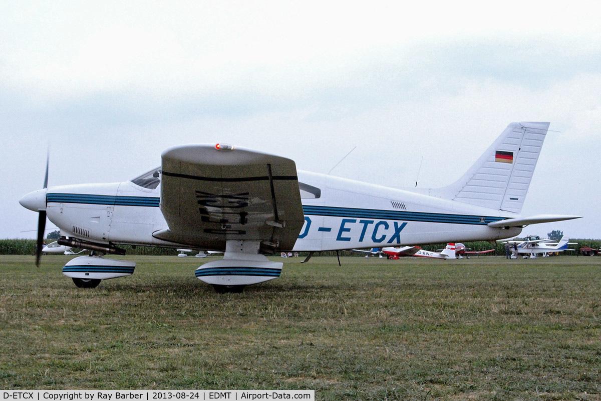 D-ETCX, Piper PA-28-181 Archer II C/N 2890195, Piper PA-28-181 Archer II [2890195] Tannheim~D 24/08/2013