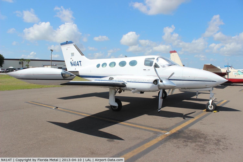 N414T, 1974 Cessna 414 C/N 414-0606, Cessna 414