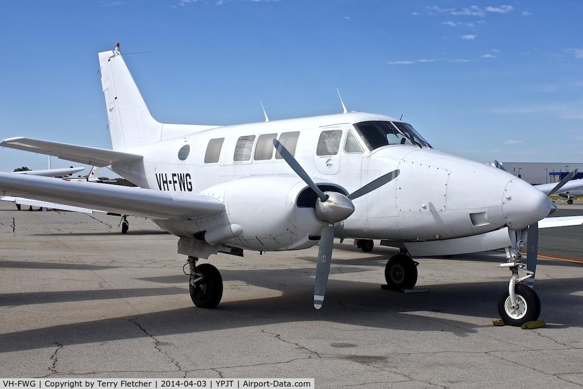 VH-FWG, 1968 Beech A65-8200 Queen Air C/N LC-298, 1968 Beech A65-8200, c/n: LC-298