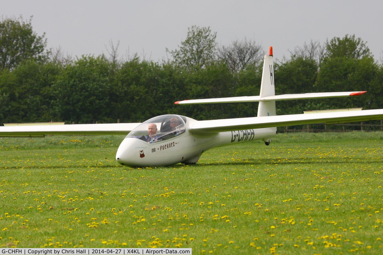 G-CHFH, 1992 PZL-Bielsko SZD-50-3 Puchacz C/N B-2059, Trent Valley Gliding Club, Kirton in Lindsay