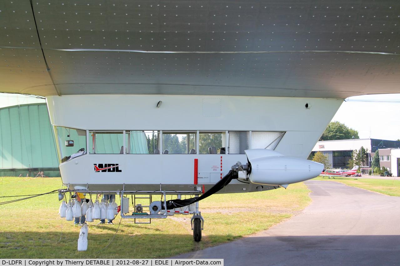 D-LDFR, Luftschiff WDL-1B C/N 107, Gondola 8 seats of blimp WDL 1b