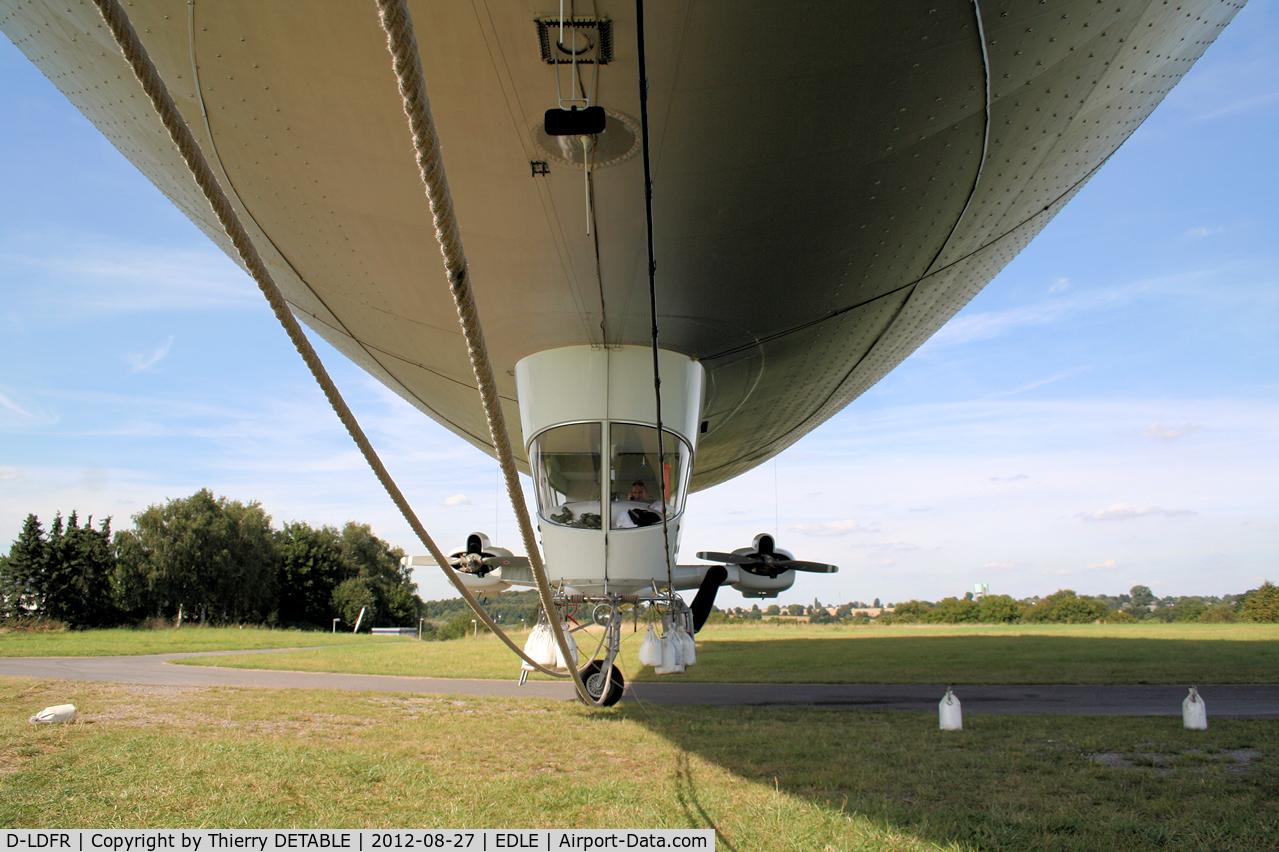D-LDFR, Luftschiff WDL-1B C/N 107, Gondola of blimp WDL 1b