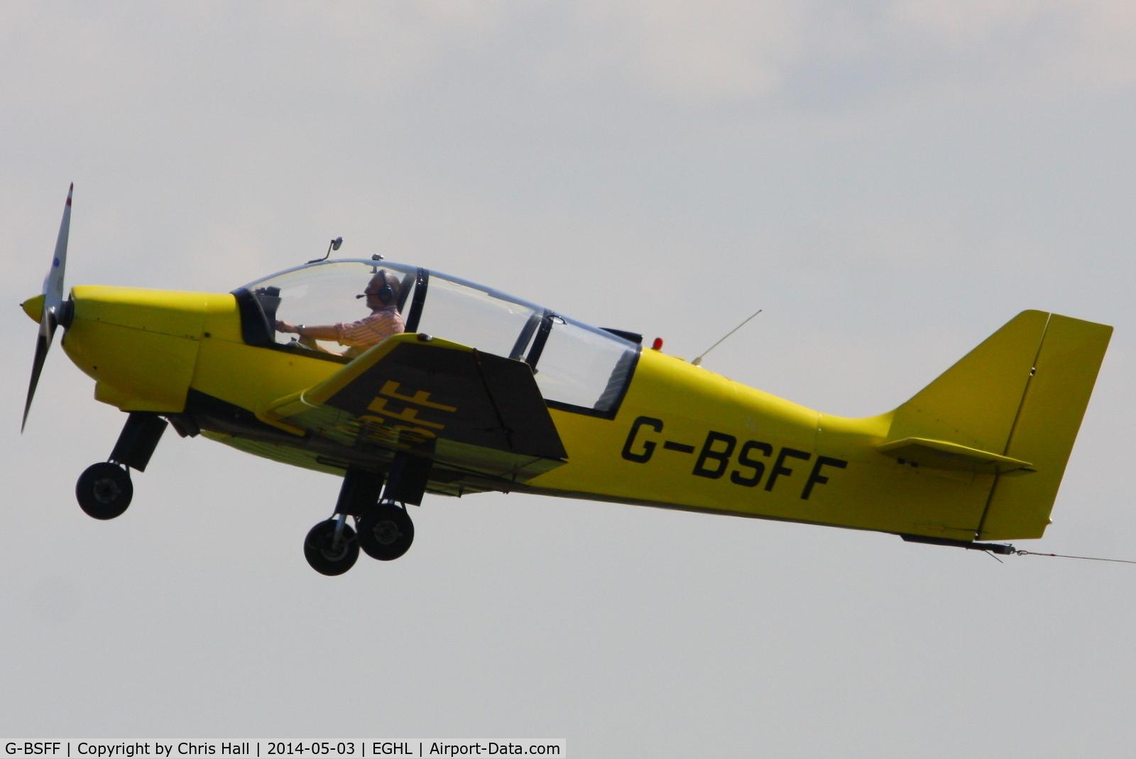 G-BSFF, 1978 Robin DR-400-180R Remorqueur C/N 1295, Lasham Gliding Society