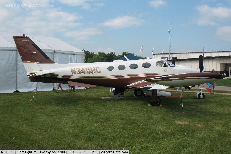 N340HC, 1979 Cessna 340A C/N 340A0638, 1979 Cessna 340A, c/n: 340A0638