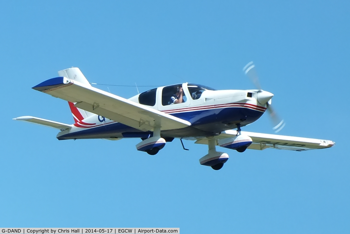 G-DAND, 1980 Socata TB-10 Tobago C/N 72, Portway Aviation