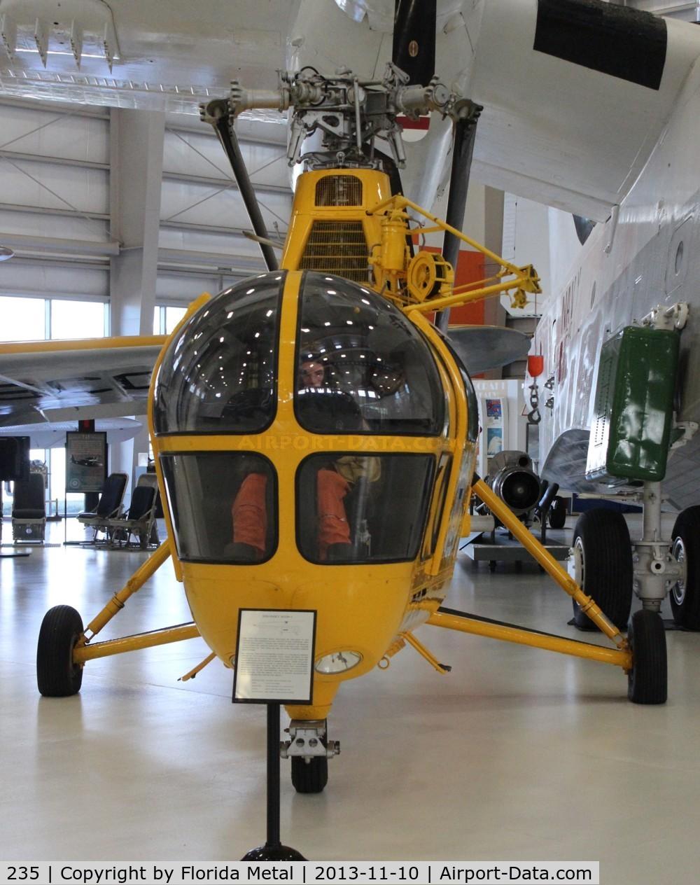 235, 1950 Sikorsky HO3S-1G C/N 51214, HO3S-1G