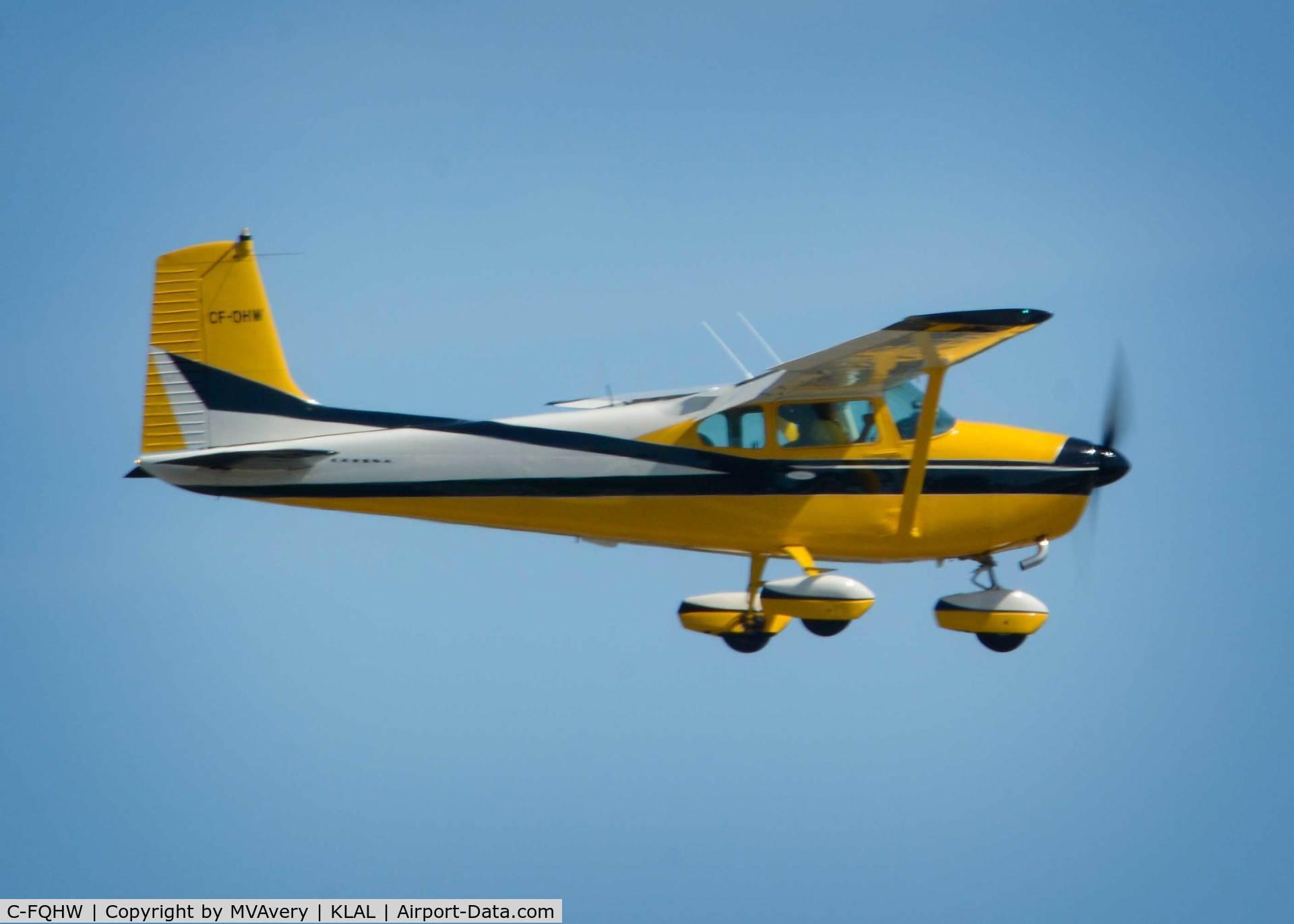 C-FQHW, 1959 Cessna 182B Skylane C/N 52205, 2014 Sun n Fun