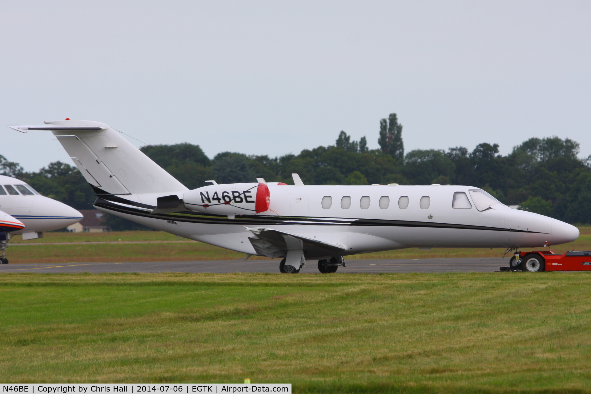 N46BE, 2002 Cessna 525A CitationJet CJ2 C/N 525A-0116, Niros Aviation Inc.